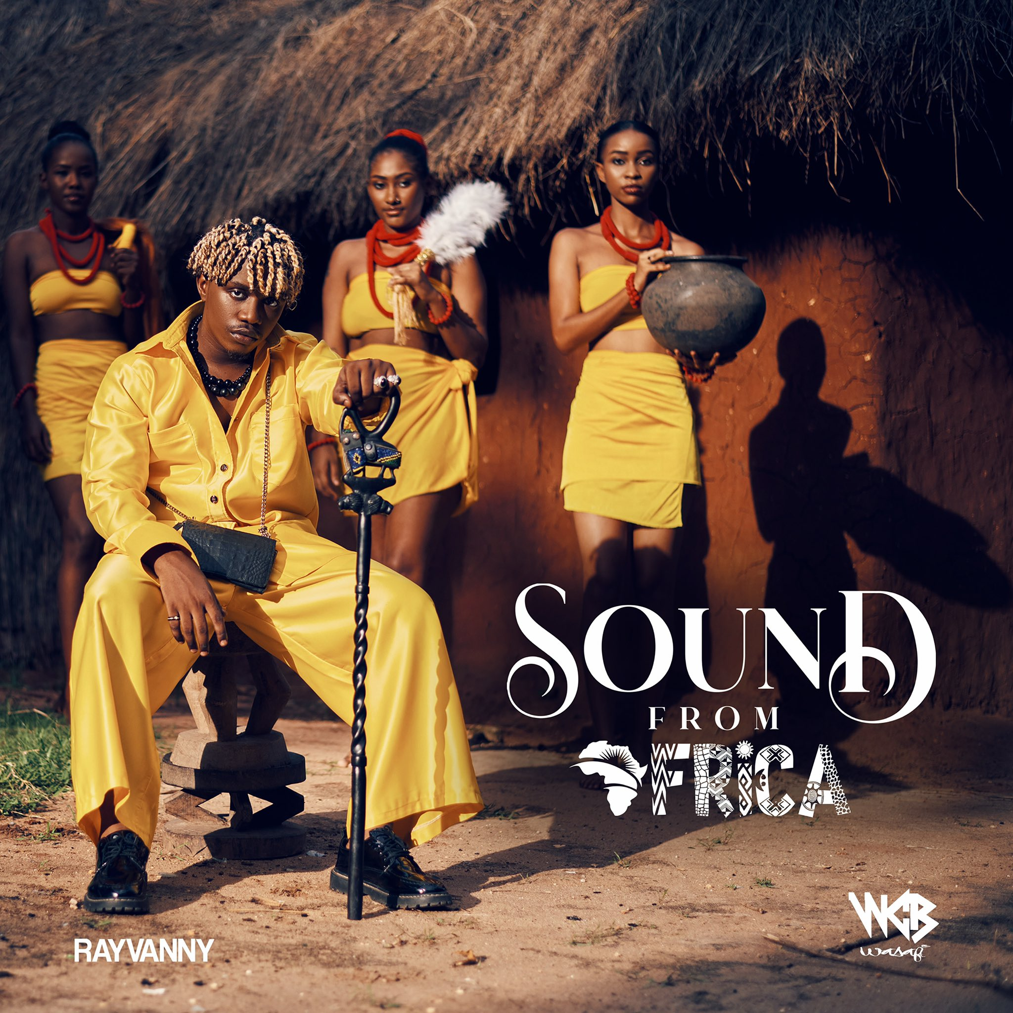 Rayvanny sound from africa soloplay