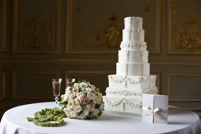 Janet Mohapi-Banks designs luxury cakes for The Connaught, Dorchester and Ritz hotels in London