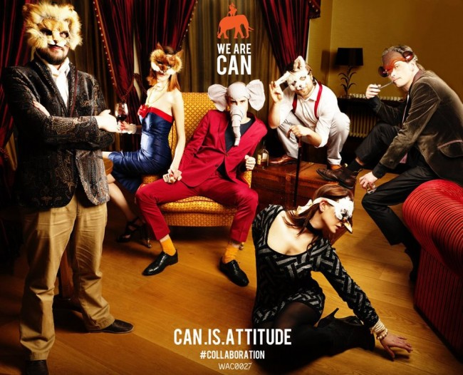 We Are CAN are a creative design studio based in London