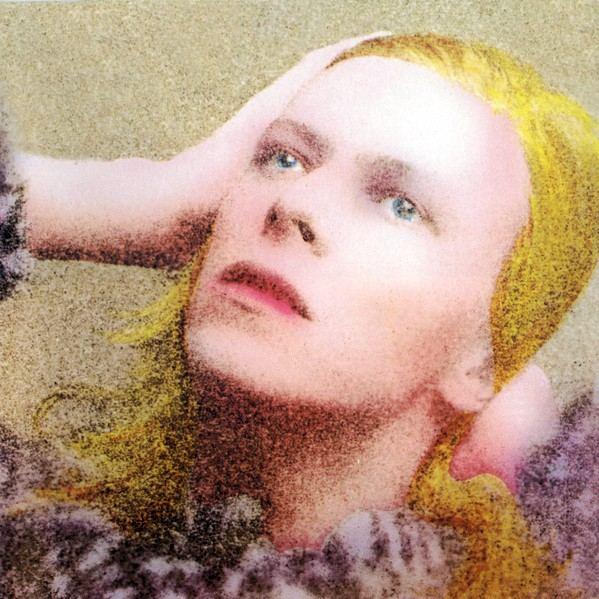 David Bowie Cover for Hunky Dory Album