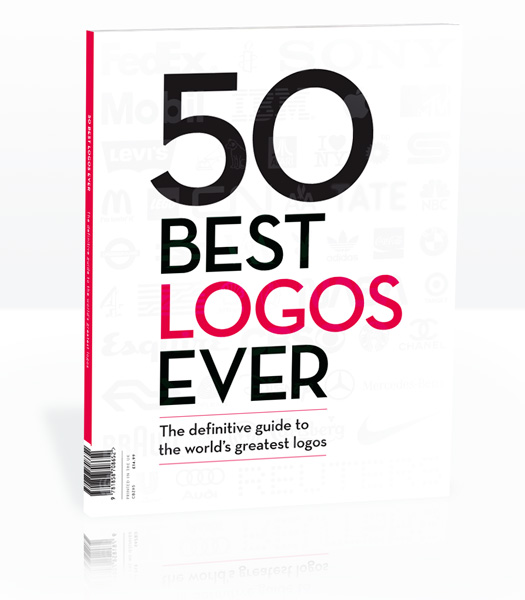50 Best Logos Ever book cover