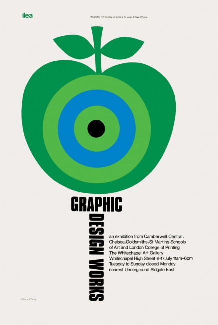 Graphic Design Works poster