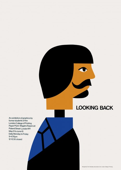 Looking Back poster
