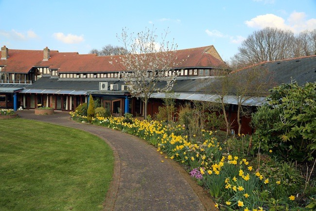 Little Havens Hospice in Thundersley, Essex