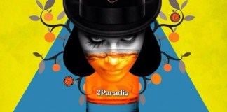 Es Paradis Clockwork Orange 20th anniversary flyer