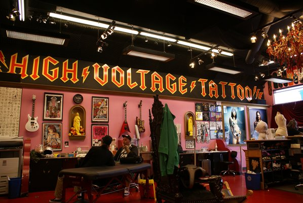 kat von d artist tattoo shop marketing