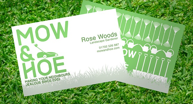 How to design a business card for gardeners solopress this video tutorial will show you how to design a business card specifically for a gardener or landscape gardening company working from our free accmission Image collections