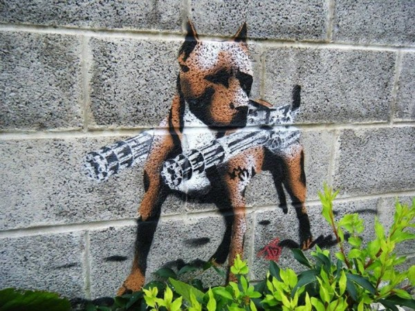 Yard Dog by JPS