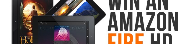 16GB Kindle Fire HD Solopress competition November 2014