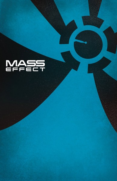 Mass Effect poster by Dylan West