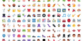collection of emojis