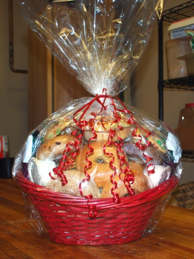 fresh bagel ideas for marketing your gift basket business