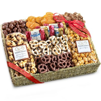 Marketing your gift basket business a canadian pretzel gift basket negle Image collections