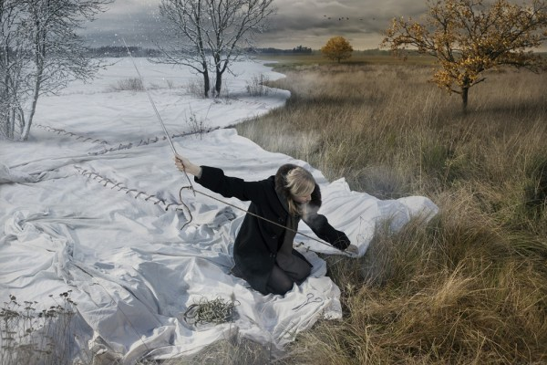 Erik Johansson - Expecting Winter