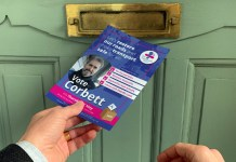 Perfect Election Leaflet