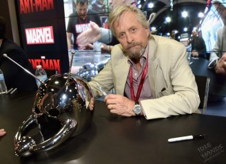 "Marvel's ""Ant-Man"" Booth Signing During Comic-Con International 2014 (1)"