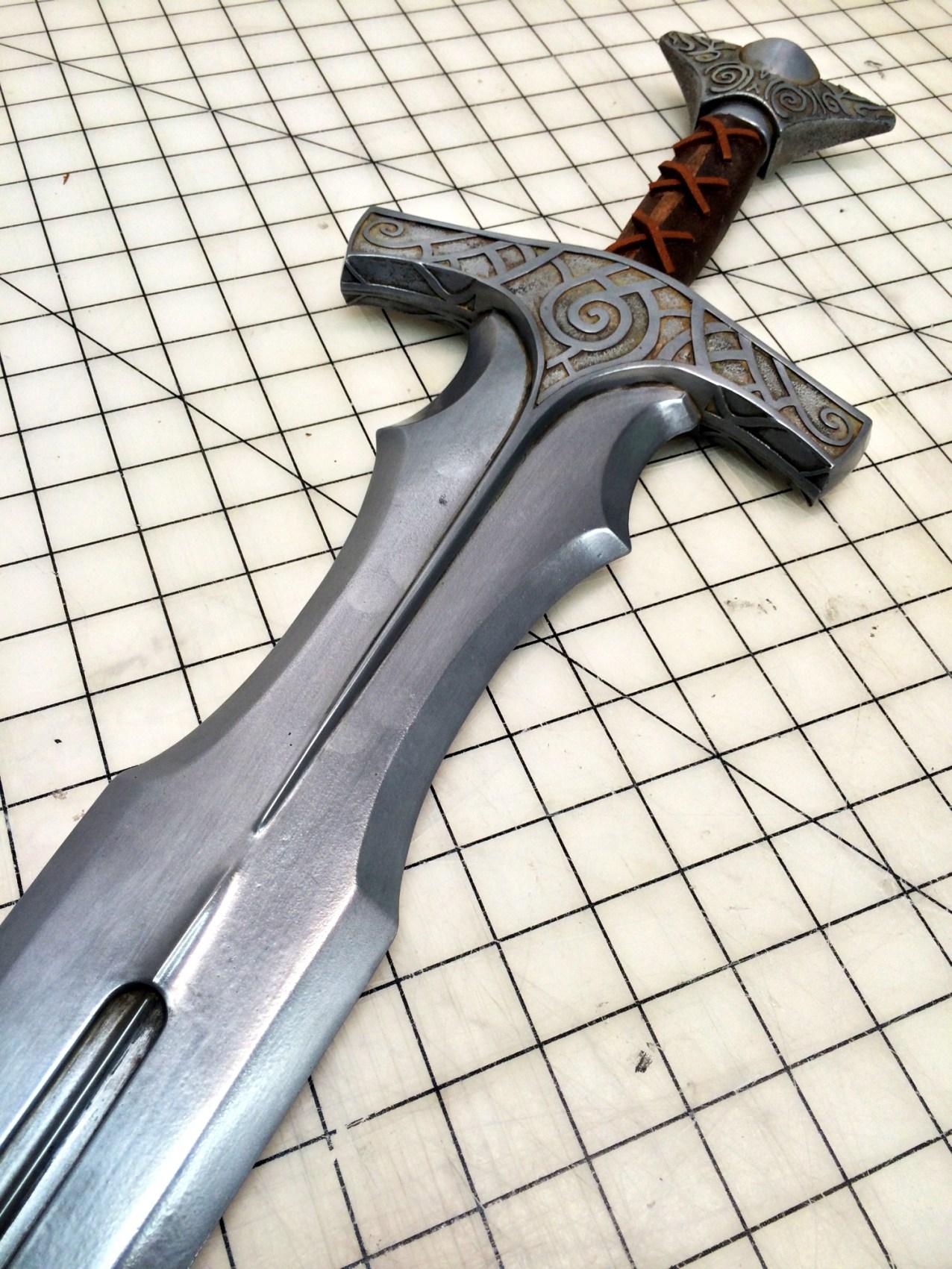 Steel Sword (7)