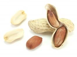 alergia cacahuete