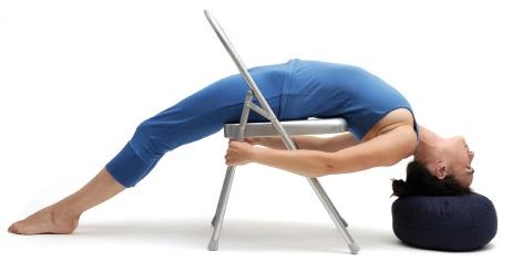 Silla para yoga