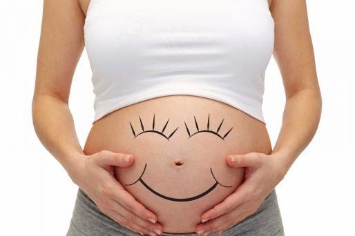 Mantener buena salud durante el embarazo