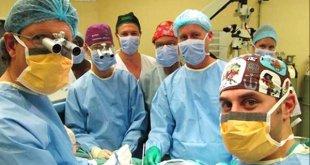 Logran el primer trasplante de pene con éxito