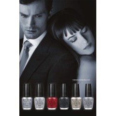 FIFTY SHADES OF GREY OPI COLLECTION