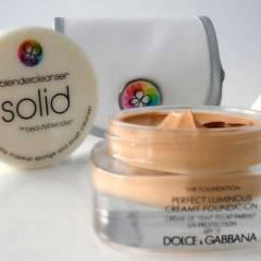 Dolce & Gabbana Perfect Creamy Foundation… I love it