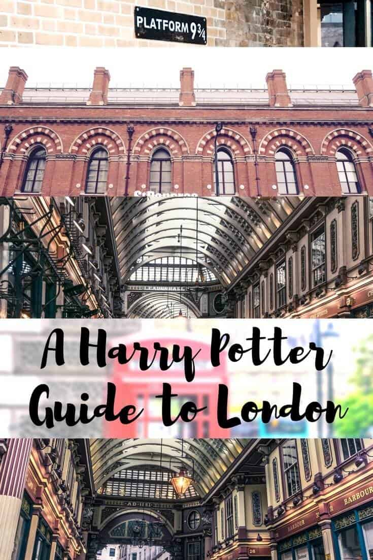 Harry Potter In London Filming Locations Amp Book