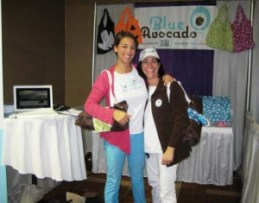 BlueAvocado Founders Paige Davis and Melissa Nathan