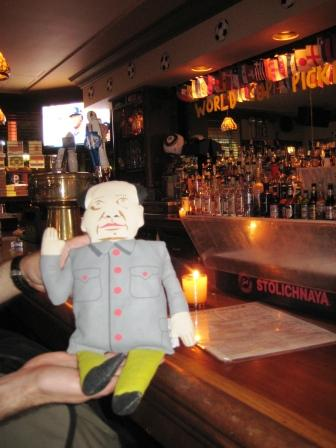 Meeting Up with China Matt in New York