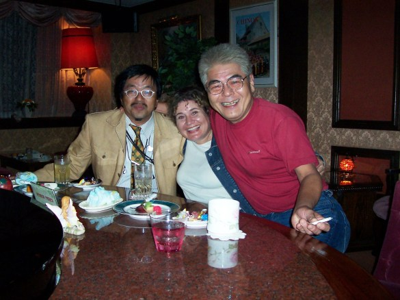 Making Friends in Hamamatsu, Japan