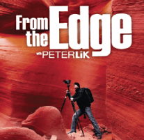 From The Edge with Peter Lik Premiers March 31, 2011, on The Weather Channel
