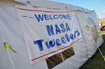 Welcome NASA Tweeters