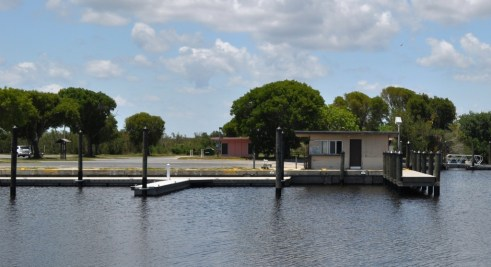 See that Building in the Background? It's Rocking Pink. Everglades National Park