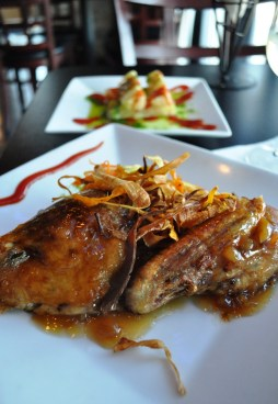 I Used Groupon for this Roasted Duck Dinner at Torch Bistro, Punta Gorda, Fla.