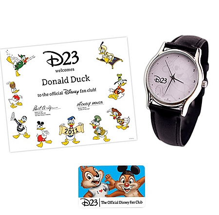 Disney D23 Silver Membership Makes the Perfect Holiday Gift!