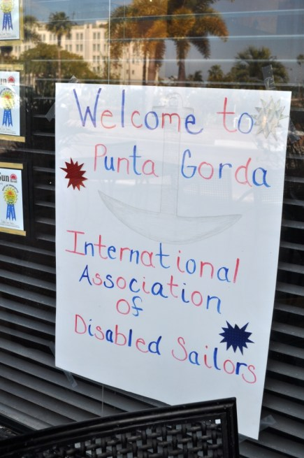 Welcome, Sailors to Punta Gorda, Florida!