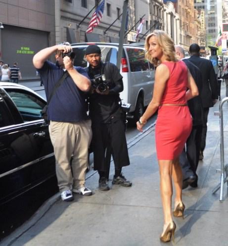 Lara Spencer, Good Morning America, April 17, 2012