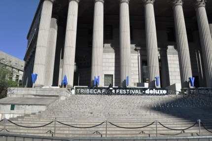 Vanity Fair Tribeca Film Festival Function, April 17, 2012