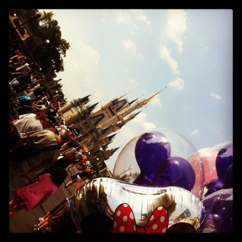 The Most Magical Place on Earth - Magic Kingdom, Walt Disney World, Fla.