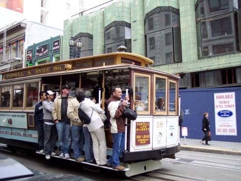 San Francisco, May 2007