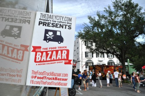 The Food Truck Bazaar of Central Florida