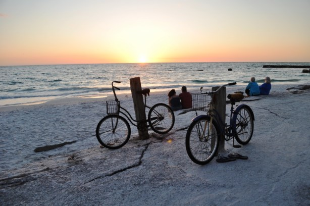 Use the Sharing Economy to Find a Local to Share the Best Sunset Location when Traveling.