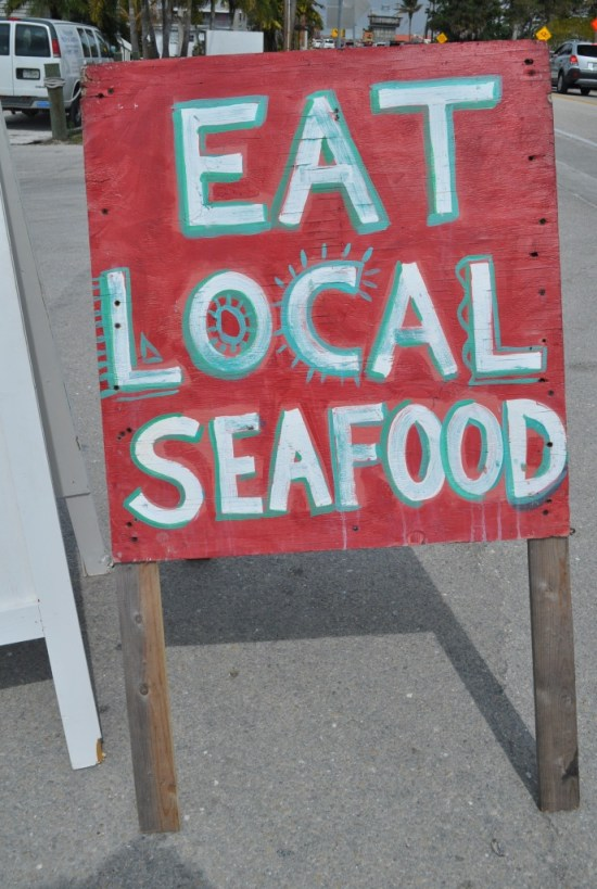 A Local Can Show You Where the Best Eats are in their City.