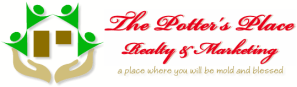 The Potter's Place Realty & Marketing Website