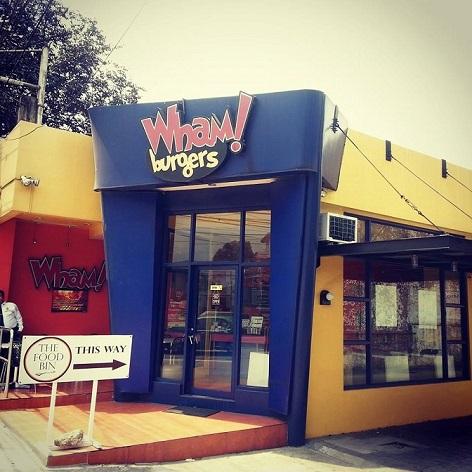 Wham Burger Katipunan