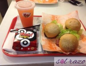 Wham! 100% Filipino Gourmet Burger