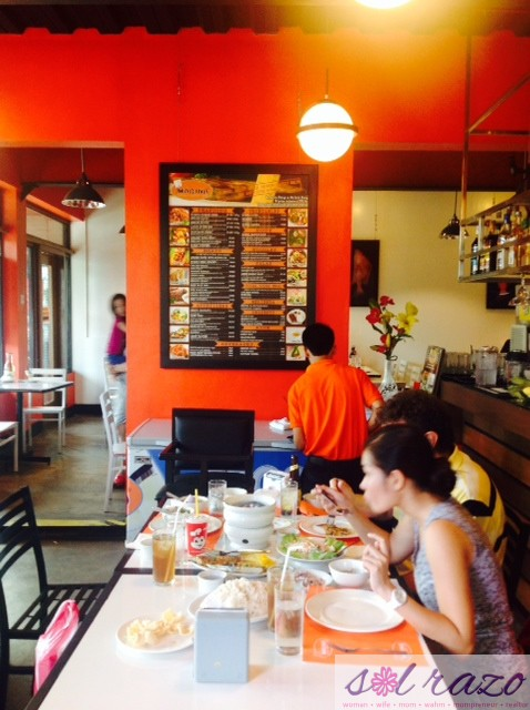 Marina Oysters Seafood Grill Kalayaan Branch