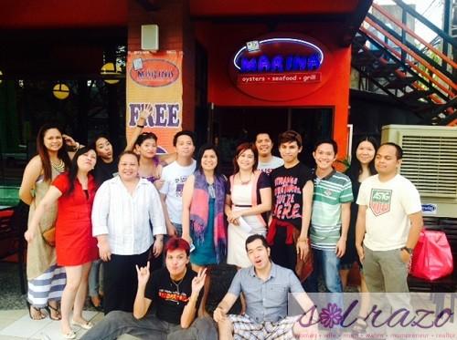 Marina Bloggers