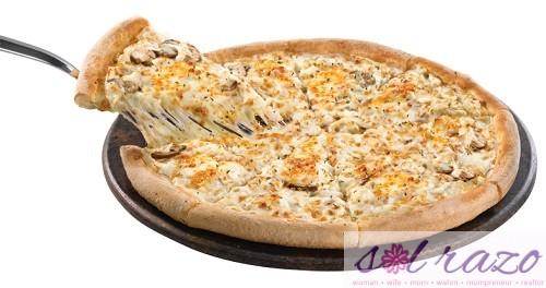Papa John's Introduces new Chicken Carbonara Pizza